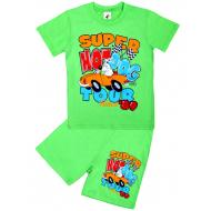 """15-582105 """"Super Hot комплект, 5-8 лет, салатовый"""