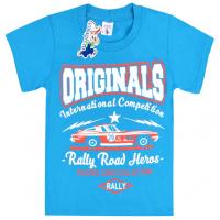 """15-8120106 """"Original"""" Футболка для мальчика, 8-12 лет, голубой"""