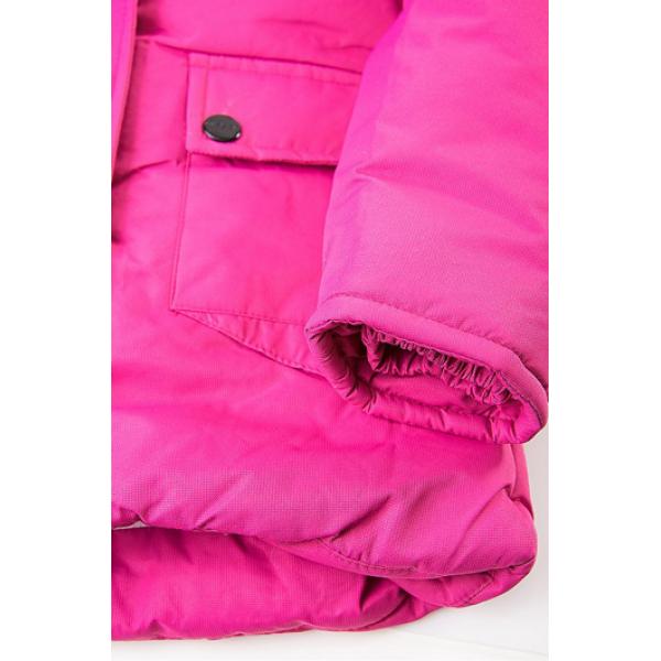 20-01504 Куртка для девочки, 4-8 лет, лиловый