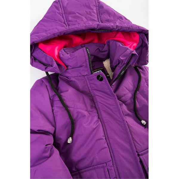 20-01505 Куртка для девочки, 4-8 лет, фиолетовый