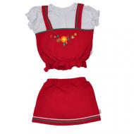"""1558-4 """"Лето красное"""" Комплект для малышки"""