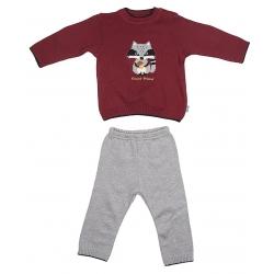 1673 ЛЕО. Костюм для мальчика (джемпер+штанишки)