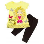 "21-36320 ""Princess"" Костюм для девочки, 3-6 лет, св-;tknsq"