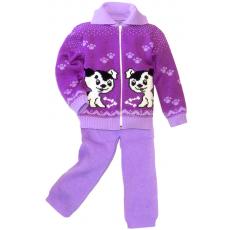 42-051201 «Щенок» костюм для девочки, 2-3 года