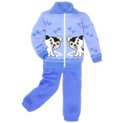 42-051202 «Щенок» костюм для мальчика, 2-3 года