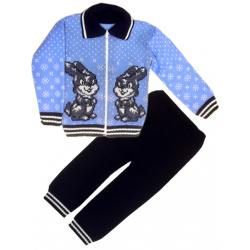 42-0526 «ЗАЙЧИКИ» костюм для мальчика, 92-98