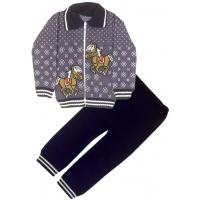 42-0527 «ЛОШАДКИ» костюм для мальчика, 92-98
