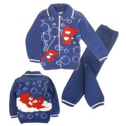 42-05270 «Мишка на облаке» костюм для мальчика, 92\98