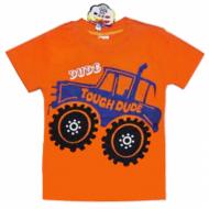 """47-140177 """"Футболка для мальчика, 1-4 года, оранжевый"""