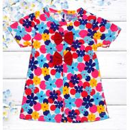 47-260801 Платье для девочки, 2-6 лет