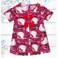 47-260802 Платье для девочки, 2-6 лет