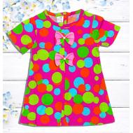 47-260804 Платье для девочки, 2-6 лет