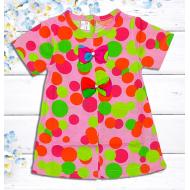 47-260805 Платье для девочки, 2-6 лет