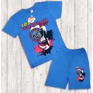 47-582102 Комплект для мальчика, 5-8 лет, синий