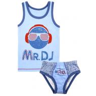 """50-0200103 """"Mr.DG"""" Комплект детский, голубой"""