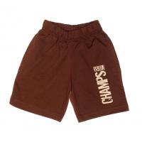 50-0200508 Шорты для мальчика, коричневый