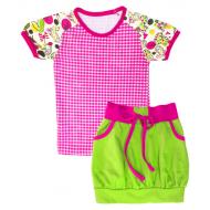 50-25223 Комплект с юбкой для девочки