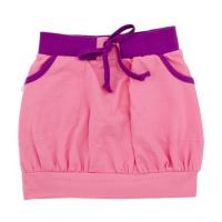 50-39011 Юбка с карманами, розовый