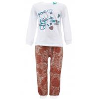 """50-483145 """"SWEET"""" Пижама для девочки"""