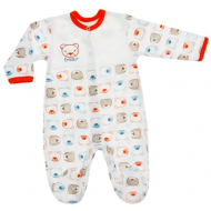 70-2404 Комбинезон для новорожденных