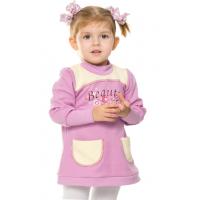 77-0603 Платье для девочки, интерлок