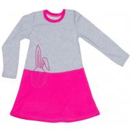 77-2581 Платье для девочки, интерлок