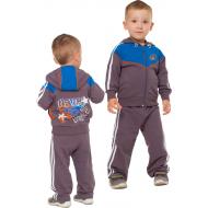 77-1002 Костюм спортивный с капюшоном для мальчика