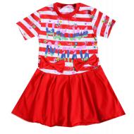 11-378090 Платье для девочки, 3-7 лет