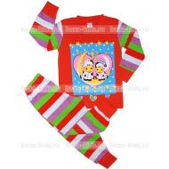 11-148202 Пижама для девочек, 1-4 года