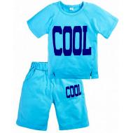 """11-372183 """"Cool"""" Комплект с бриджами, 3-7 лет, голубой"""