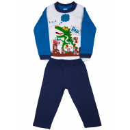 "11-148106 ""Дракоша"" Пижама для мальчика, 1-4 года"