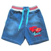 """V 223-6 """"SPEED"""" шорты  джинсовые для мальчика 1-4 года"""