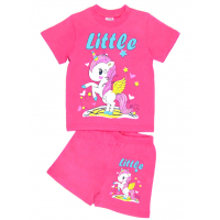 "15-142212 ""LITTLE"" комплект, 1-4 года, розовый"