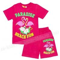 """5822-2 """"Paradise"""" комплект, для девочек 5-8 лет"""