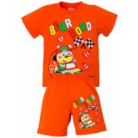 """15-142188 """"Bear Road"""" комплект для мальчика, 1-4 года, оранжевый"""