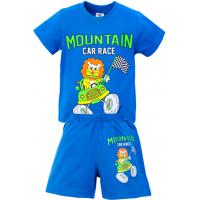 "15-142182 ""MOUNTAIN"" комплект для мальчика, 1-4 года, синий"
