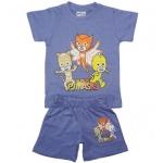 """2521-03 """"PJMasks"""" комплект для мальчиков, 2-5 лет, голубой"""