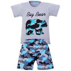 """11-372157 """"Big Bear"""" Комплект летний для мальчика, 3-7 лет"""