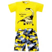 """11-3721591 """"Dinosaur"""" комплект для мальчика, 3-7 лет"""