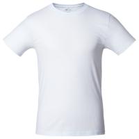 11-370101 футболка универсальная белая 3-7 лет