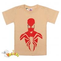 """2601-031 """"Спайдер"""" футболка для мальчиков 2-6 лет"""