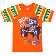 "11-370131 ""Run the Race"" Футболка, 3-7 лет"