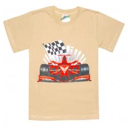 """5901-12 """"Формула"""" футболка для мальчиков 5-9 лет"""