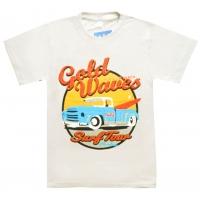 "11-912014 ""Gold Waves""  футболка для мальчика 9-12 лет, серый"