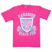 """91202-5 """"Paradise"""" футболка для девочек 9-12 лет"""