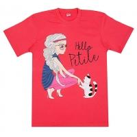 """91202-7 """"Hello Petit"""" футболка для девочек 9-12 лет"""