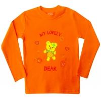 """1452-9 """"Любимый Медвежонок"""" Кофта с вышивкой 1-4 года"""