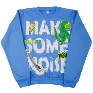 "11-811002 ""Make Some Music"" Джемпер для мальчиков, футер, 8-11 лет"