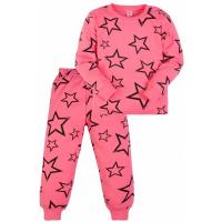 11-3781017 Пижама для девочек, 3-7 лет, коралл