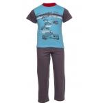 "A-8-1530 ""Racing Boys"" пижама для мальчика"